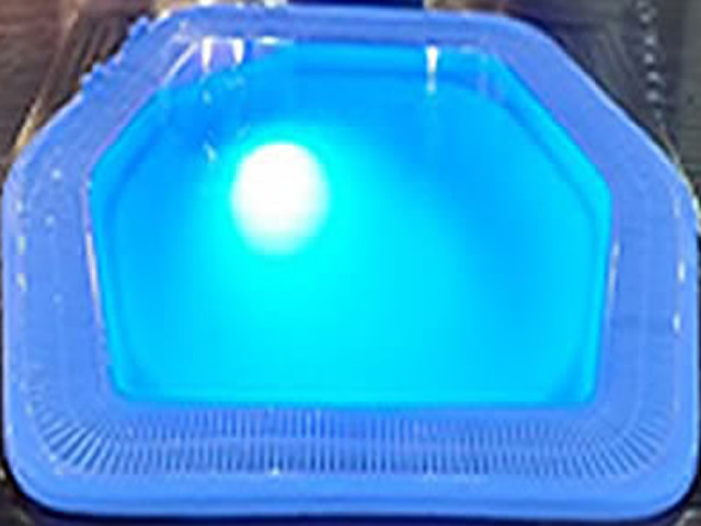 Jacuzzi Hot Tub Spa Acrylic Shell